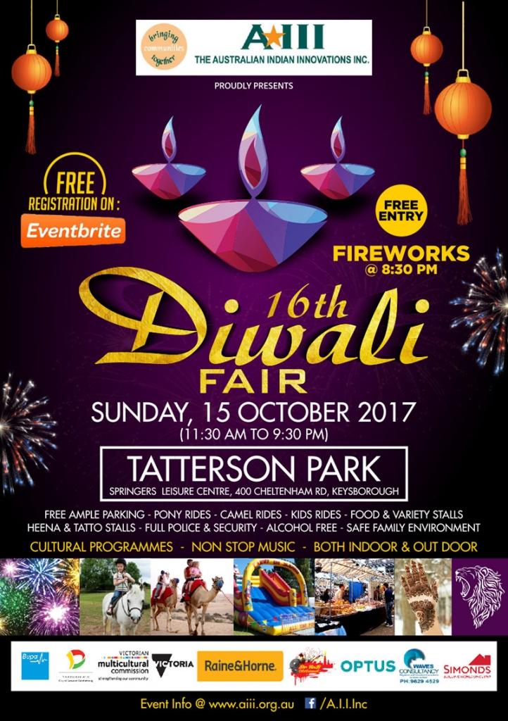 AIII Diwali Fair