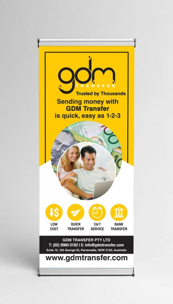 gdm money transfer