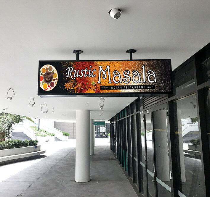 Rustic Masala