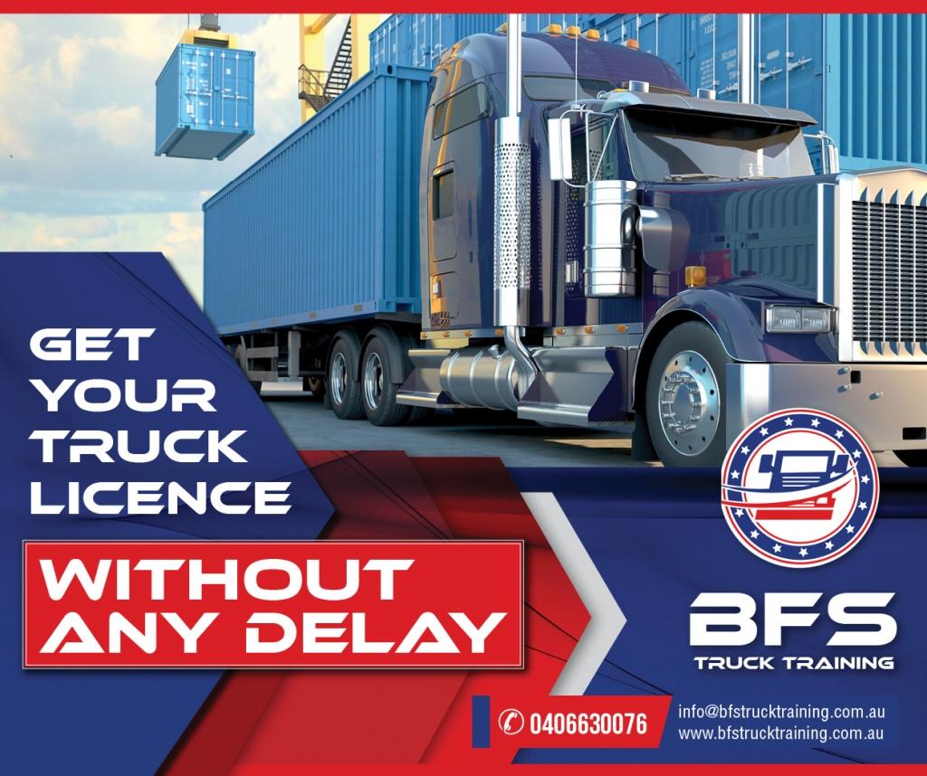 BFS Truck Training