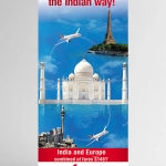 Pull up Banner for Air India